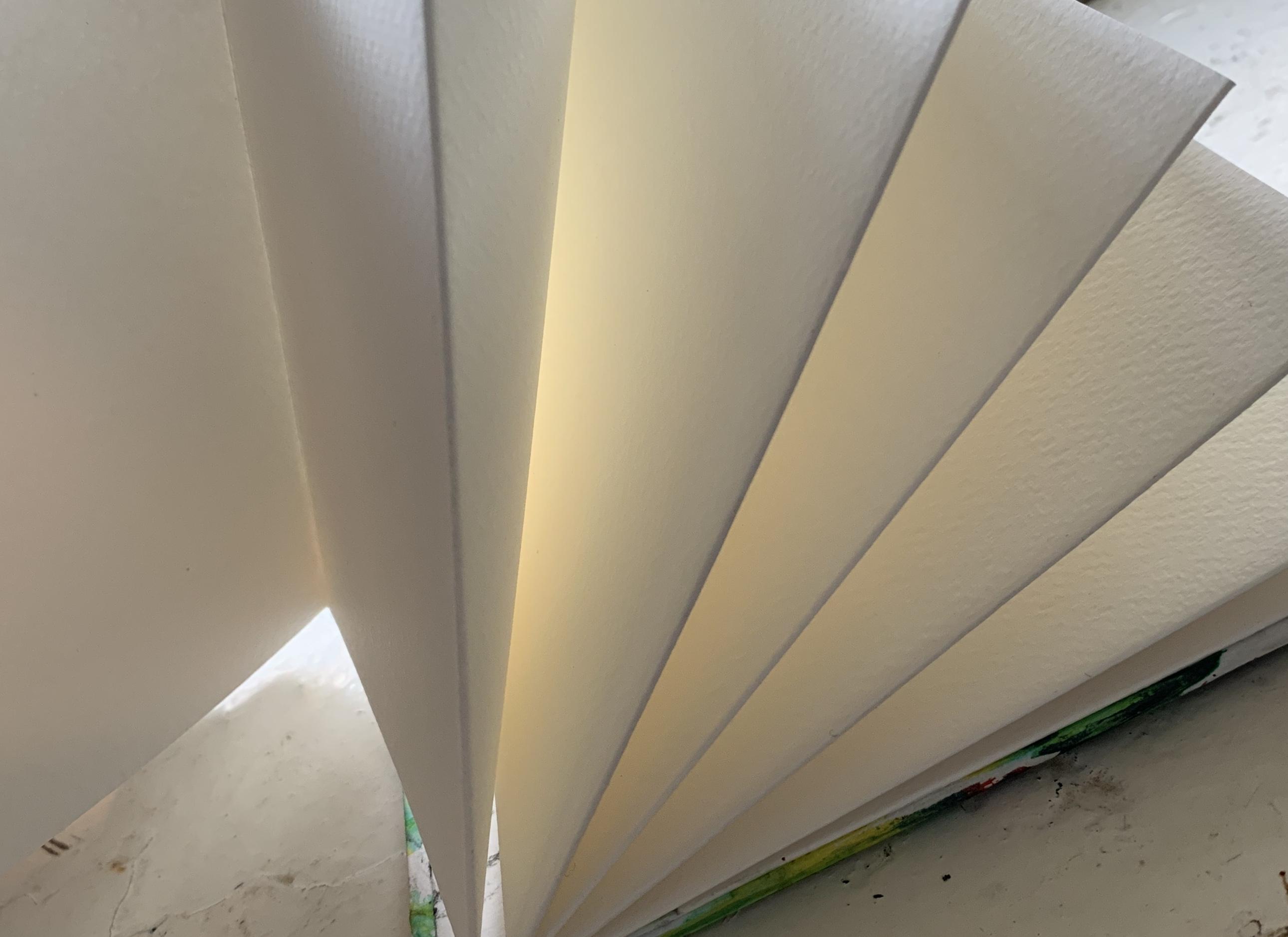 concertina folds